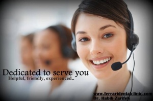 Call us now to serve you better: Dental consultation online in Lebanon Beirut